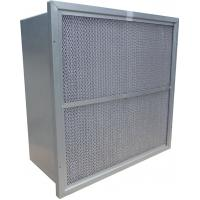 Wholesale Rigid Deep Pleated Hepa Filters For HEPA Air Filtration System from china suppliers