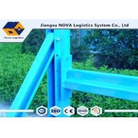 Wholesale Raw Steel Industrial Metal Shelving , Retail Shelving SystemsWith Plywood Deck from china suppliers