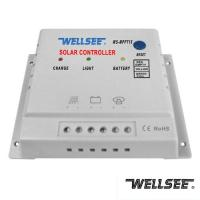 WELLSEE WS-MPPT15 10A 48V solar battery charge controller for sale