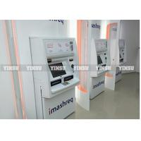 Restaurant Cash Recycling Machine Multi - Color Processed Surface Easy Operation
