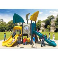 China Outdoor Sliding Toy Entertainment Equipment Children Play Game Toys Plastic Slide for Kids for sale