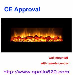 China Hot Sale Fireplace Heater Log Flame on sale