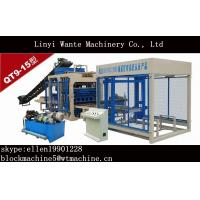 Wholesale QT9-15 full automatic block making machine,concrete block machines for sale from china suppliers