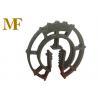 MF Plastic Rebar Spacer , Formwork Reinforced  Rebar / Pile Cage Spacers for sale
