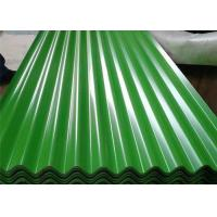 Wholesale Green Moss Green Corrugated Steel Sheets SGCC For Roofing PPGI PPGL from china suppliers