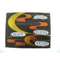 Hot Stamping Foil for Cardboard Material for sale