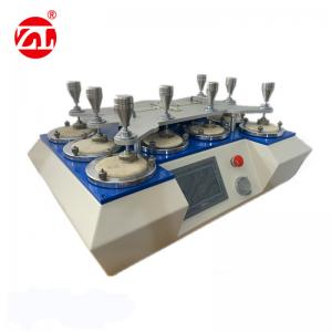 Wholesale ASTM D4970 8 Station T Martin Date Abrasimeter With Two Counting Methods from china suppliers
