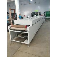 Automatic Roll To Roll Screen Printing Machine With UV Light Source System for sale