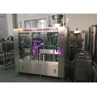 Wholesale Carbonated Drink Bottle Filler Machine from china suppliers