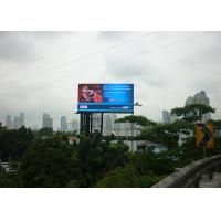 Best HD IP54 120 Degree LED Wall Screen Outdoor High Uniformity Contrast LED Display wholesale