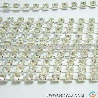 Wholesale sew on cup chain stones from china suppliers