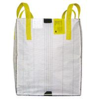Baffle Conductive Big Bag , Large Anti Static Bags With Pp Fabric Material