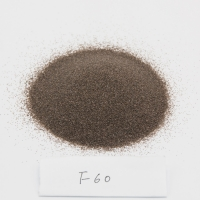 Wholesale Grinding Cutting F60 95% Brown Fused Aluminum Oxide from china suppliers