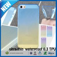 Wholesale Shockproof Transparent Rubber TPU Matte iphone 5s Custom Cell Phone Case from china suppliers