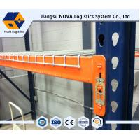 Wholesale Personalized Drive In Heavy Duty Pallet Racking Metal Storage Shelves from china suppliers