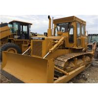 USED CAT dozer Caterpillar D6D, D6H, D6G, D7G, D7H with ripper, best price for sale