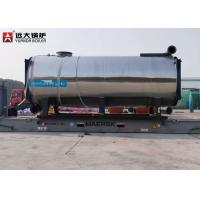 Wholesale 3500Kw Thermal Oil Heater Boiler Thermic Fluid Oil For Plywood Production from china suppliers