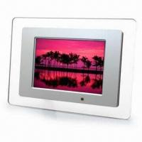 Wholesale 8-inch Digital Photo Frame with High Pixel Panel from china suppliers