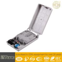 Wholesale 6F 037# Splice Tray Outdoor Fiber Termination Box , Ftth Termination Box GP-C1 from china suppliers