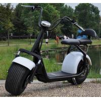 China Fat Tire Electric Motorcycles And Scooters 2 Wheel Citycoco Scooter For Adult on sale