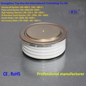 China 5STP38N4200 phase control thyristor, KP disc SCR, high current high voltage power thyristor on sale