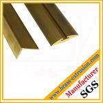 Orichalch floor hardware brass foor flat bars