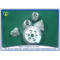 Wholesale LED Lamp Cup Aluminum Extrusion Profiles With 3 Watt / 6 Watt from china suppliers