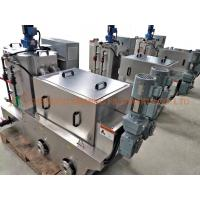 High Degree Automation Powder / Polymer Dosing System For Wastewater Treatment for sale