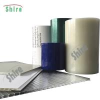 China Extrusion Polycarbonate Hollow Sheet Protection Films Cell Cast Acrylic Sheet Protection Films on sale