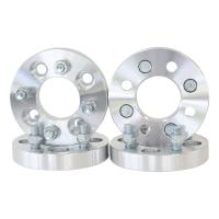 2.0 (1.0 per side) 4x100 to 4x114.3 Wheel Spacers Adapters12x1.5 studs fits Honda.Hyundai,Chevy for sale