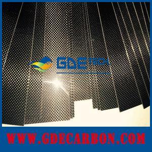 China Professional Supply Carbon Fiber Laminated Sheet on sale