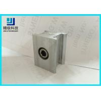 Wholesale AL-6C Double Metal Tube Connectors Aluminum Tubing Fitting Silvery Joints from china suppliers