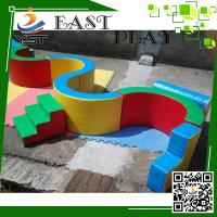 Wholesale Nursery Indoor Soft Play Equipment Corrosion Resistance 1-2 Player Capacity from china suppliers