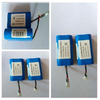 Wholesale 2600mah 7.4v Security Alarm Batteries 2s1p , 18650 Lithium Battery Light Weight from china suppliers