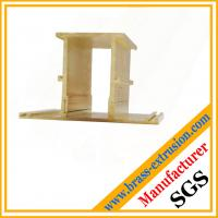 Buy cheap brass extrusion profiles for window frames from wholesalers