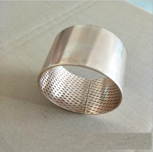 Wholesale FB090 FB092 Wrapped Bronze Sliding Bushing Customized Dimension from china suppliers