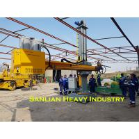 Wholesale 4X4 Heavy Duty Welding Manipulators For Tank Welding With Cross Slide Column And Boom from china suppliers