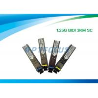 1.25G Bi - Di SFP Optical Transceiver 1310nm 1550nm 3km SC Connector for sale