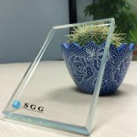 Wholesale High Quality 8mm extra clear float glass from china suppliers