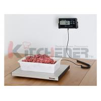 Wholesale Tare Function Stainless Digital Kitchen Scales Auto Shut Off With LCD Display from china suppliers
