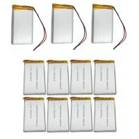 Wholesale Long Cycle Life Lithium Polymer Cell / Mobile Warming Battery With 8.5mm Thickness from china suppliers