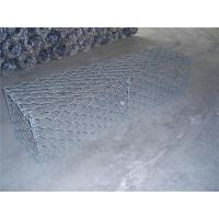 China Double Twist Hexagonal Gabion Reno Mattress For River Bed Protection on sale