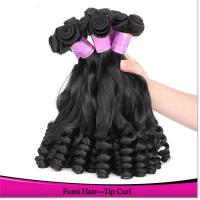 Buy cheap 2016 New Arrival Regular Wave 100% Virgin Wholesale Peruvian Hair Weft from wholesalers