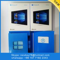 China Ms Office Windows 10 Home Oem License Key Code DVD Computer Operating for sale