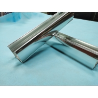 Buy cheap 1.4mm 6463 Aluminium Shower Profiles For Construction from wholesalers