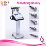 China New model hot body slimming device cavitation RF vacuum multipolar machine for sale