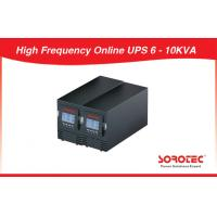 Best Smart RS232 10KVA / 8000W AC power 60 Hz 110V UPS with bypass repair switch wholesale