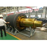 Buy cheap Mining Stone Crusher Parts , Crusher Rollers 65 Metric Ton Max from wholesalers