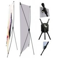 Wholesale X stand banner display,advertising banner stand,display stand from china suppliers
