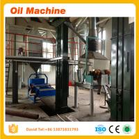 Wholesale small scale cotton seed oil refinery machinery cottonseed oil refinery machinery low price from china suppliers